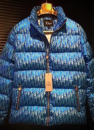 Пуховик куртка зимняя утеплённая