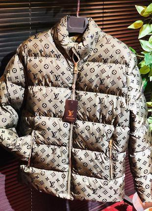 Пуховик куртка зимняя утепленная