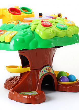 Развивающий, Игровой Столик Дерево 91150