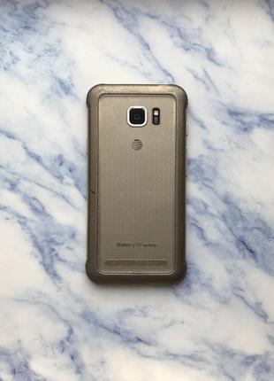 Samsung Galaxy s7 Active 32Gb SM-G891A Sandy Gold (#1716)