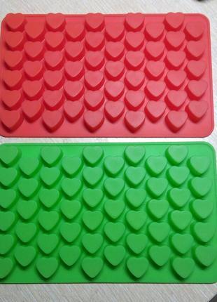 Форма для желейных конфет. льда, шоколада