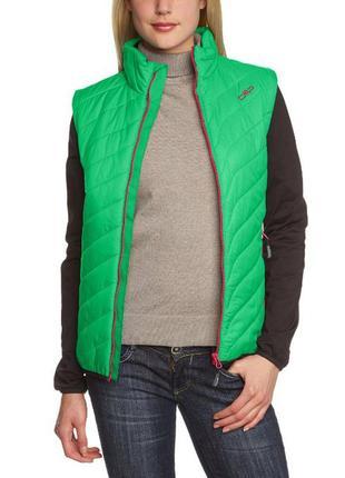Cmp f.lli campagnolo куртка-жилет primaloft. размер м