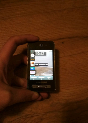 Телефон Samsung SGH-F480V