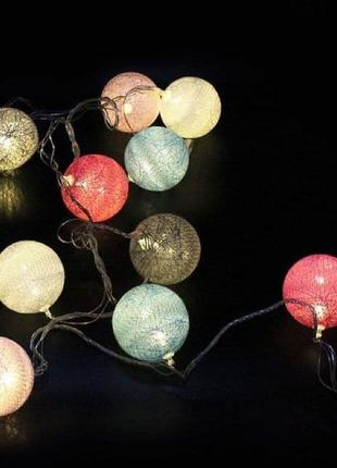 Светодиодная LED гирлянда Xmas