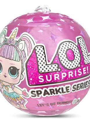 Лол Сияющий Сюрприз, Lol Sparkle Series