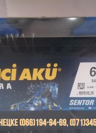 Новый аккумулятор 6ст-60 Inci Aku 12v-60Ah-540A(EN) (с гарантией)