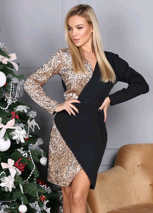 Платье к Новому году 😍