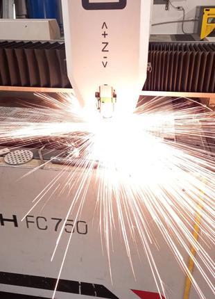 Услуги лазерной резки  и гибки листового металла