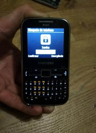 Телефон Samsung GT-C3222