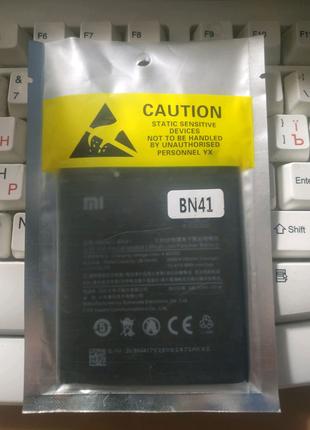 BN41 для Xiaomi  Redmi Note 4 4000mAh