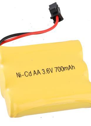 Аккумулятор Ni Cd 3.6v 700mah
