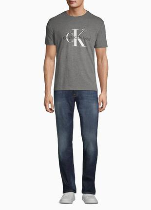 Мужская футболка кельвин кляйн calvin klein, оригинал!