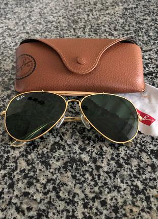 Солнцезащитные очки Ray Ban оригинал
