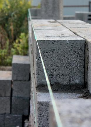 Будівництво/Кладка Бетонних Блоків
