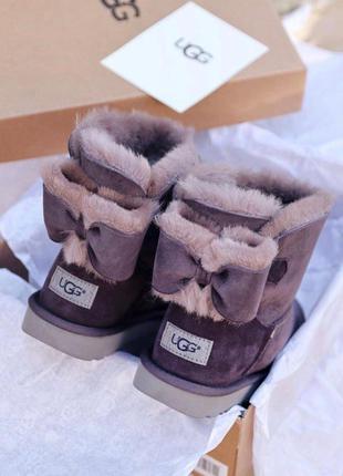 Sale! распродажа! ugg violet hearth женские замшевые зимние уг...