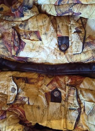 Зимняя термо-куртка Турция