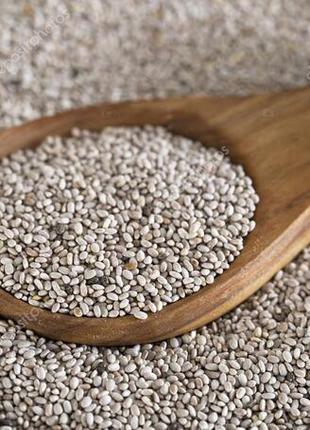 Семена  Чиа  белые  0,5кг