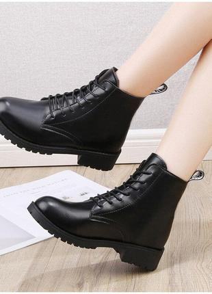 Демисизонные ботинки, сапоги женские, полусапожки, полусапоги
