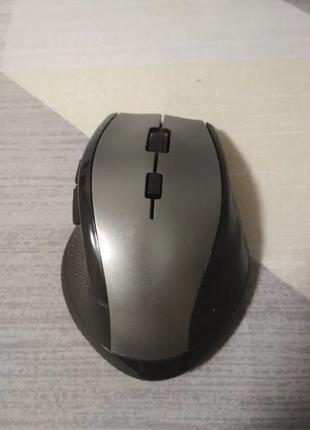 Супер-удобная беспроводная оптическая мышь. Новая!