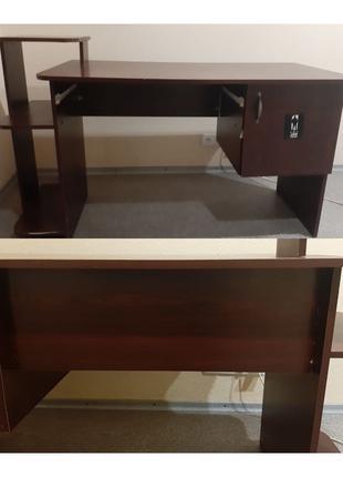 Продам деревянные и стеклянный столы б/у!