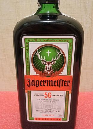 Настойка Jagermeister 0.7 литра