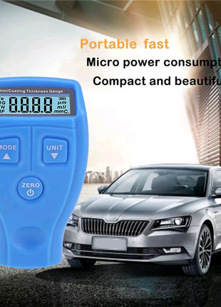 Толщиномер краски GM200 , измеритель толщины лкг . gm 200