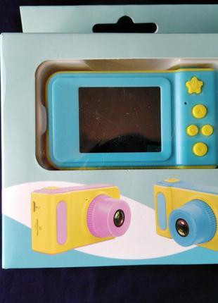 Фотоаппарат децкий цифровой