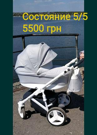 Детская коляска Bexa ultra 2 в 1