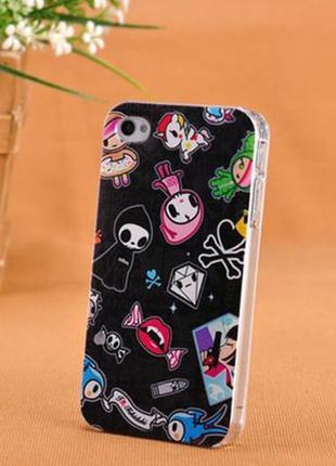 Пластиковый чехол Helloween Party для IPhone 5/5s