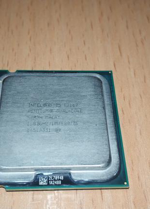 Процессор Intel Pentium Dual-Core E2160 - 80грн.