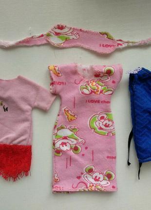 Набор одежды для куклы принцесса София