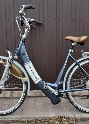 Алюминиевый велосипед Бизнес уровня из Германии