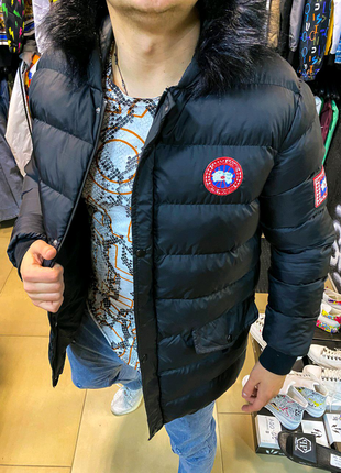 Мужская зимняя куртка Canada goose