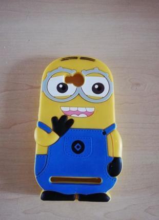 Чехол Миньон для телефона Huawei y3 ii