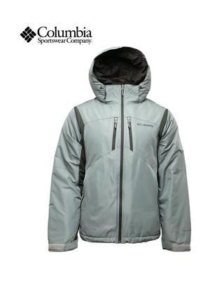 Мужская куртка columbia оригинал