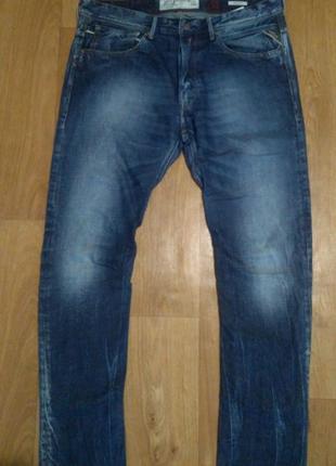 Мужские джинсы Replay оригинал Италия