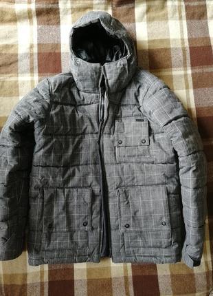 Супер тёплая непромокаемая куртка rip curl