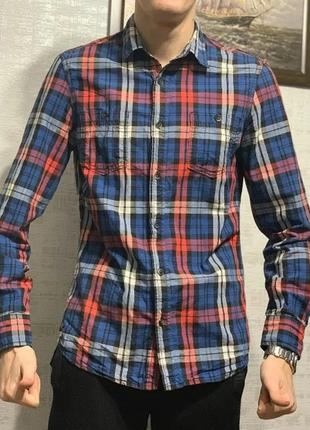Стильная мужская рубашка River Island