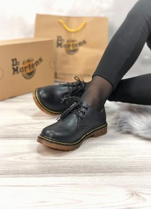 Топовые туфли кожаные на шнурках, женские, мужские