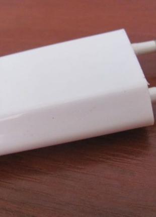 Зарядное устройство адаптер 5в 1А