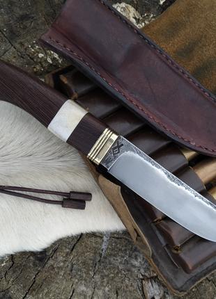 Кованые ножи ручной работы