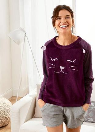 Очень классный плюшевый пуловер esmara германия скидка до 25.01