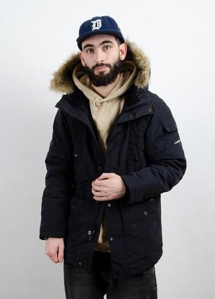 Carhartt wip anchorage парка куртка зимняя аляска пуховик