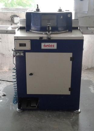 KY-420Antec Станок для резки ПВХ, алюминия с нижней подачей диска