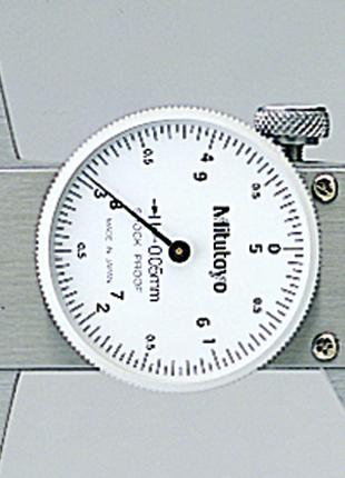 Штангенглубиномер Mitutoyo 527-301-50.