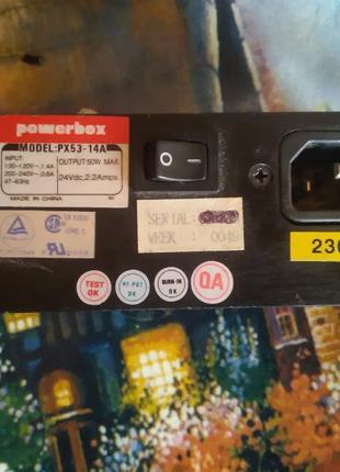Блок питания PowerBox PX53-14, 24В