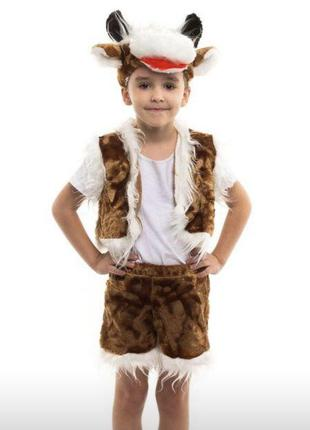 Детский утренник карнавальный маскарадный костюм маска