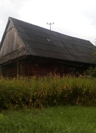 Земельна ділянка та будинок