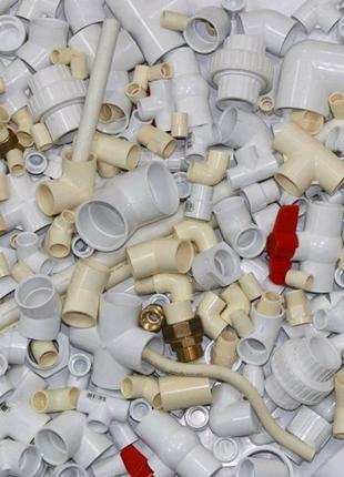 Водопроводные трубы и фитинги ПВХ-ХПВХ Genova products