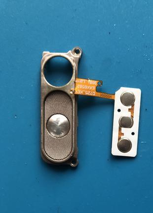 Кнопка вкл. и громкости LG D724